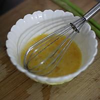 """芦笋鸡蛋卷""""棒棒糖""""的做法图解2"""
