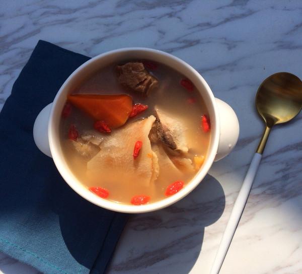 米仔头猪骨汤