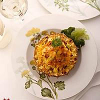 菠萝焗海鲜饭
