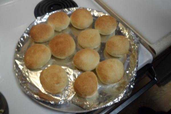 可爱小面包的做法