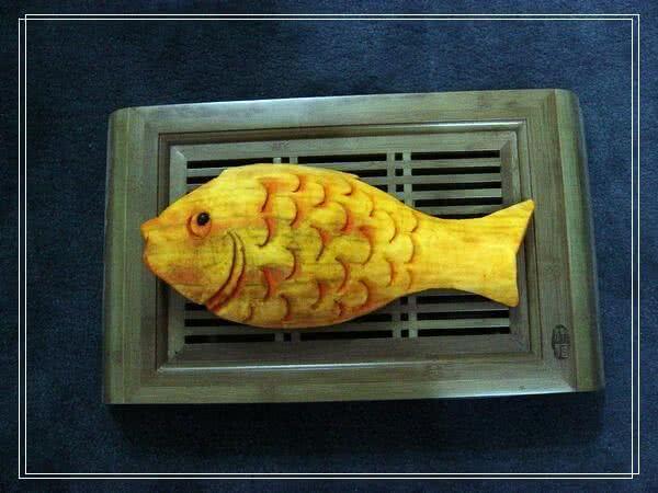 浇汁南瓜鱼