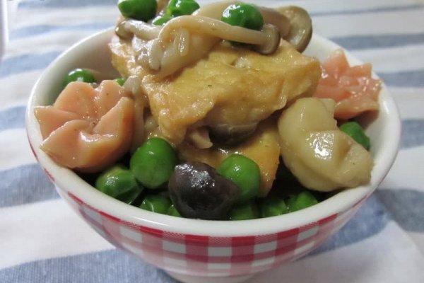 锦珍豆腐的做法