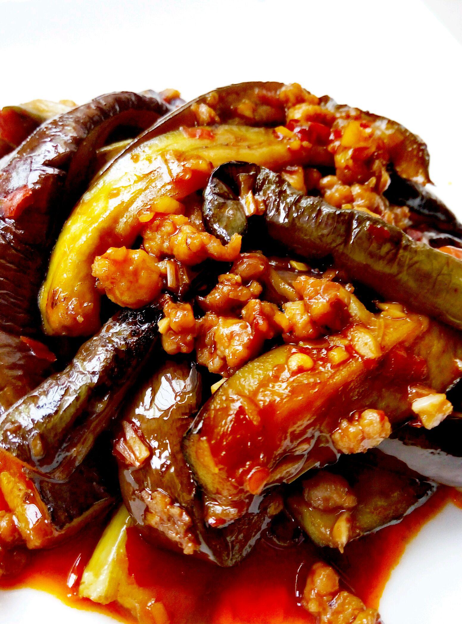 鱼香茄子的做法_【图解】鱼香茄子怎么做如何做好吃