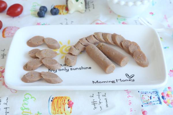 夏季补铁、补锌的重要辅食,宝宝爱吃还能锻炼咀嚼!的做法