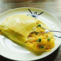 10分钟做一道简单营养又有颜的蛋包饭