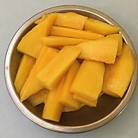 椰浆芒果糯米饭的做法图解5