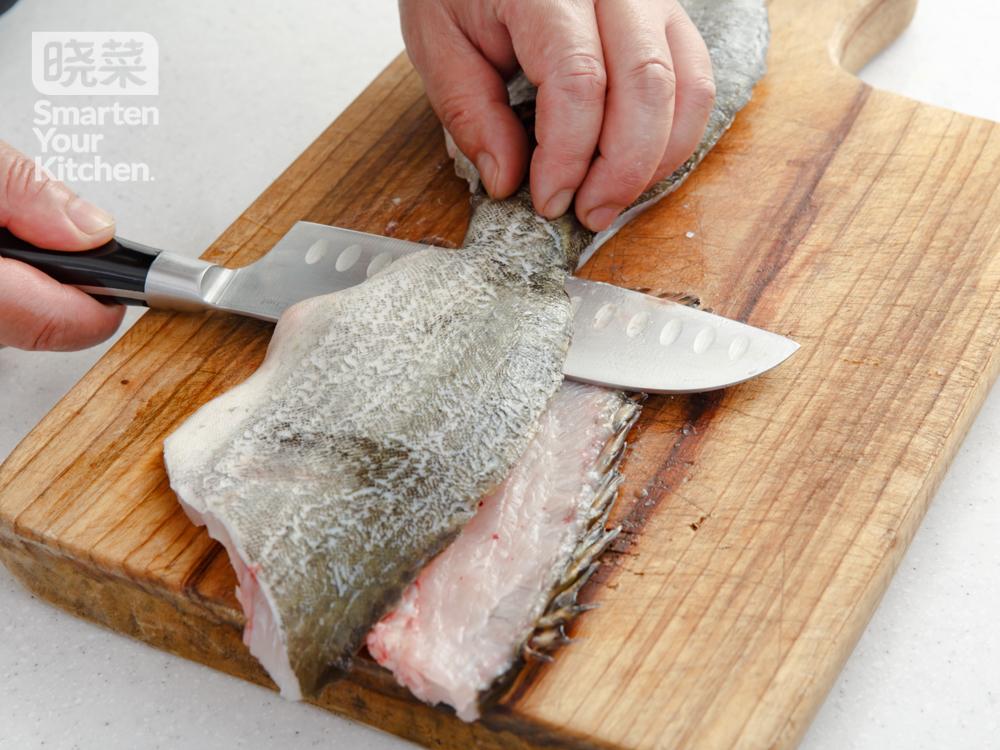 松鼠桂鱼的做法步骤