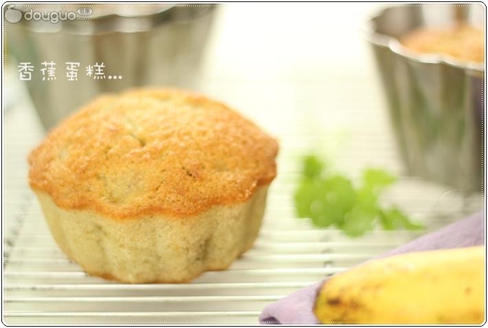 香蕉蛋糕的做法_【圖解】香蕉蛋糕怎麼做好吃_NO52 ...