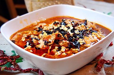 最上瘾的绝味川菜——水煮肉片