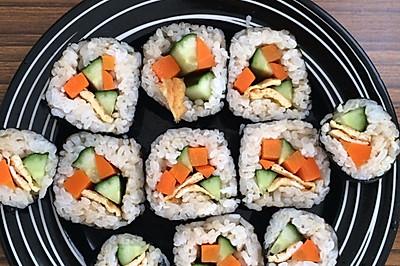 正宗日本寿司做法