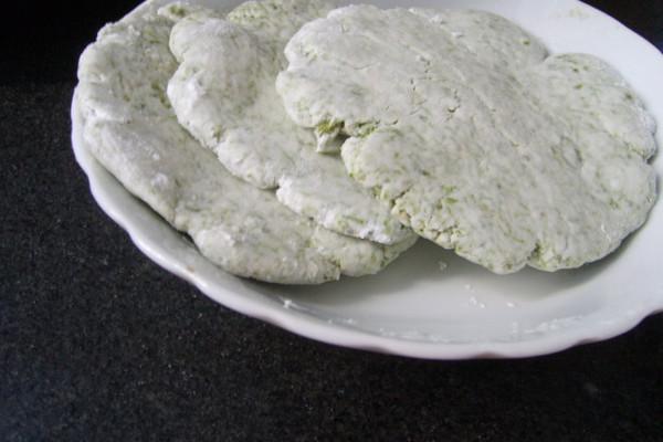美味小点~海苔麻薯煎的做法