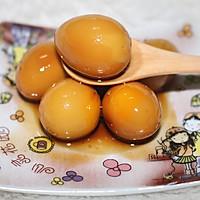 香甜蜜制鹌鹑蛋