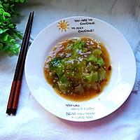 #家常菜#水煮耗油生菜