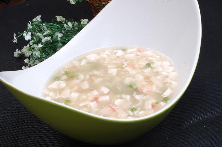 永和做法的步骤豆腐做法白萝卜炖猪排骨汤的孕妇图片