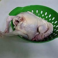 用电饭煲做正宗客家盐焗鸡  颜色好 味道好 火爆珠三角的做法图解1