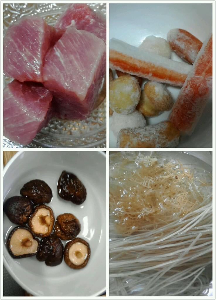 大锅菜的做法图解2