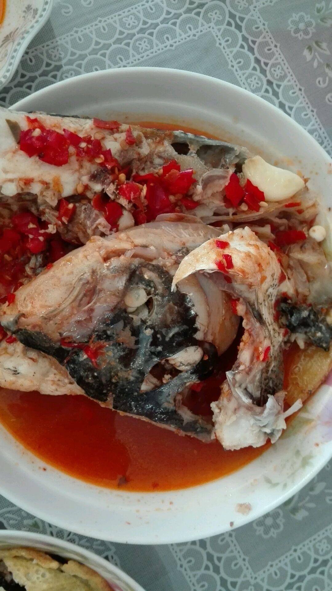剁椒鱼的做法图解3