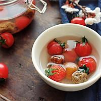 春意浓,话梅酒渍小番茄
