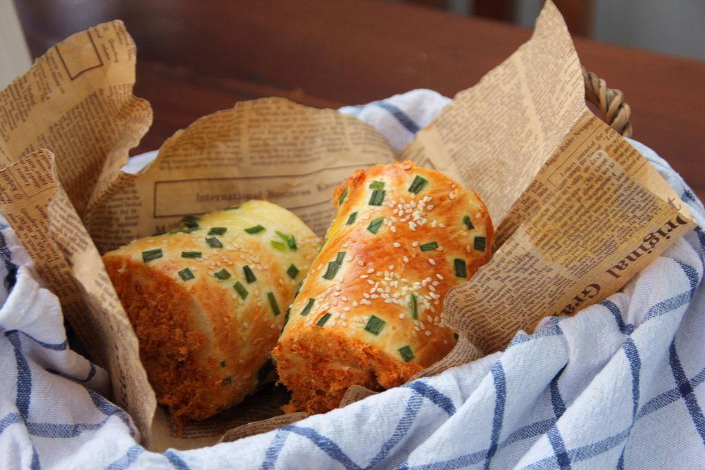 肉松面包卷的做法图解26