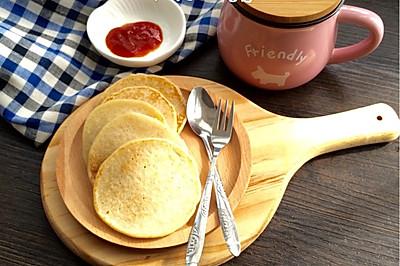 香蕉松饼~早饭之选