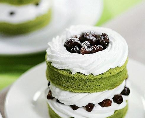 爱尚糖巢抹茶蛋糕的做法的做法