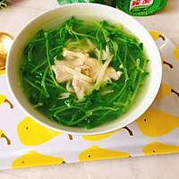 芽菜浓汤的做法图解8