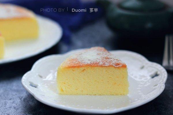 #九阳至爱滋味#轻乳酪蛋糕的做法