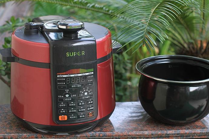 【杂粮饭】——苏泊尔铁釜电压力锅试用的做法