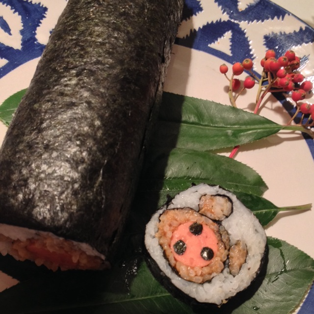 可爱寿司的做法图解3
