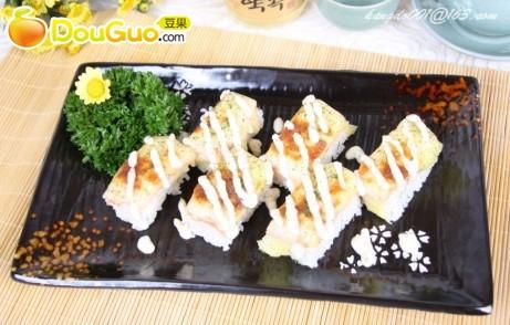 家庭寿司的做法图解