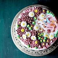春风化蝶蛋糕#樱花味道#