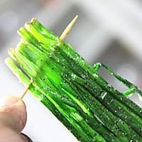 空气炸锅试用+烤韭菜#九阳烘焙剧场#