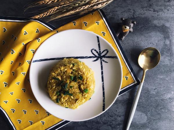 鹅蛋炒黄糯米饭