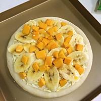 香蕉芒果披萨的做法图解5