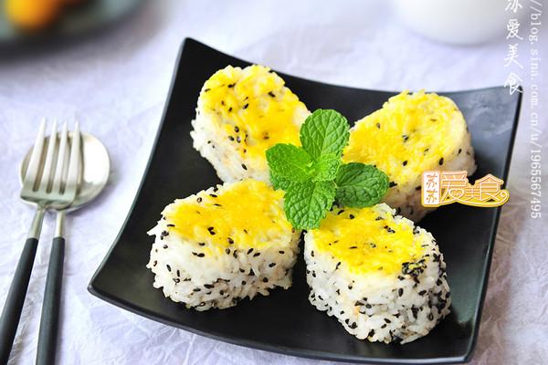 简单易学的美味【韩国拳头饭】的做法