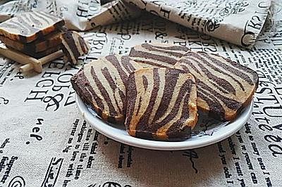 豹纹曲奇饼干#百吉福芝士力量#