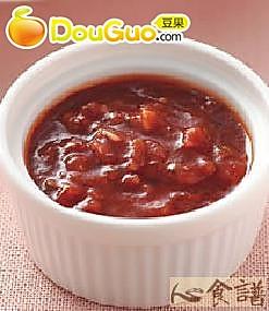 蕃茄莎莎酱的做法