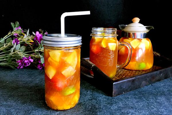 炒菜煲汤临锅时加入提鲜不口干 水果花茶的做法步骤 小贴士 水果品种