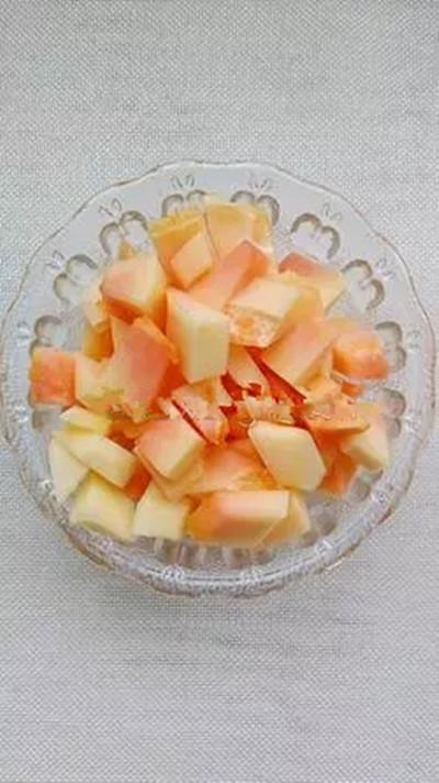 橙汁木瓜的做法_【图解】橙汁木瓜怎么做如何做好吃