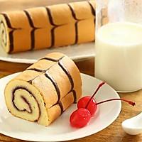 花纹蛋糕卷