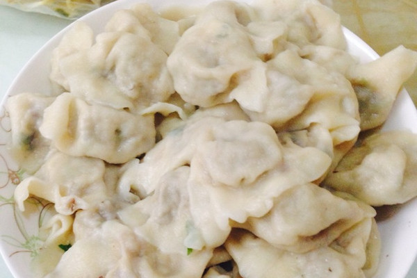 香菇猪肉水饺的做法_【图解】香菇猪肉水饺怎么做