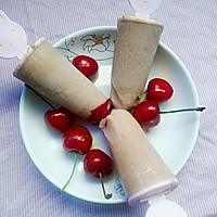 红粉佳人-蜜桃酸奶冰棍