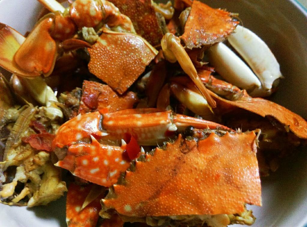 送酒麻爽虾蟹的做法_【图解】送酒麻爽虾蟹怎么做好吃