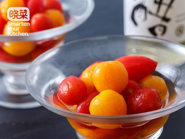 醋浸小番茄