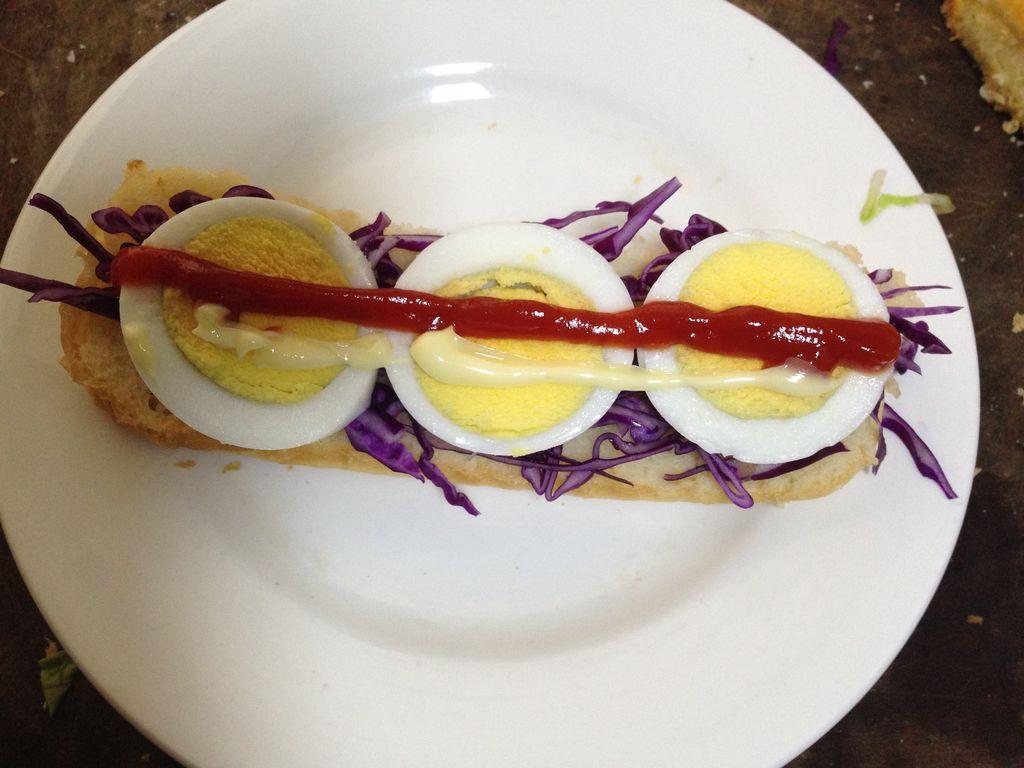 芝士,培根潜艇堡#丘比轻食厨艺大赛#的做法图解9