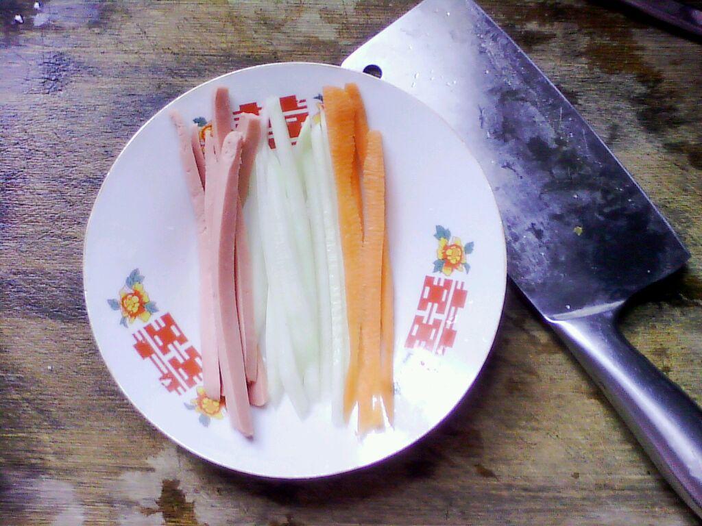 简易寿司的做法 !-- 图解2