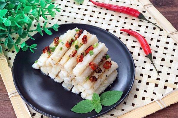 下饭下酒 简单小炒-香辣藕条的做法