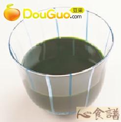 抹茶糖浆的做法