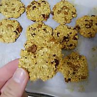 【减肥零食】无油无糖红枣燕麦酸奶饼干