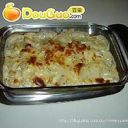 最好吃的土豆-香焗奶油千层马铃薯的做法